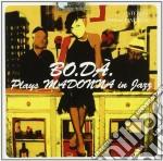 Bo.Da' - Plays Madonna In Jazz cd musicale di Da' Bo