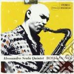 Alessandro Scala Quintet - Bossa Mossa cd musicale di ALESSANDRO SCALA QUI