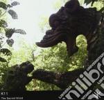 K11 - The Sacred Wood cd musicale di K11