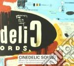 Cinedelic sound cd musicale di Artisti Vari