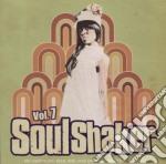 Soulshaker vol.7 cd musicale di ARTISTI VARI