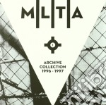 Militia - Archive Collection 1996-1997 cd musicale di MILITIA