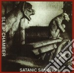 Sleep Chamber - Satanic Sanction cd musicale di Chamber Sleep