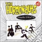 Movement across a barren surface cd musicale di HORMONAUTS