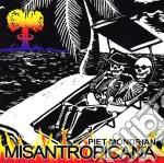 Piet Mondrian - Misantropicana cd musicale di Mondrian Piet