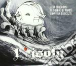 L'ISOLA                                   cd musicale di LE FORBICI DI MANITU