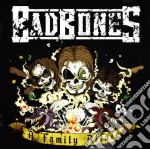 Bad Bones - A Family Affair cd musicale di Bones Bad