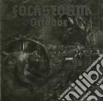 Folkstorm - Ortodox cd musicale di Folkstorm
