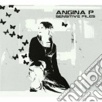 Angina P - Sensitive Files cd musicale di P Angina