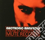 French Tribute Mute Records cd musicale di Artisti Vari