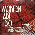 (LP VINILE) PROGRESSIVE JAZZ                          lp vinile di MODERN ART TRIO