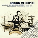 (LP VINILE) METROPOLI                                 lp vinile di IDEA6