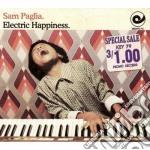 Paglia, Sam - Electric Happiness cd musicale di PAGLIA SAM