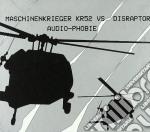 Maschinenkrieger Kr5 - Audio-phobie cd musicale di Kr5 Maschinenkrieger