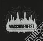 MASCHINENFEST 2008                        cd musicale di Artisti Vari