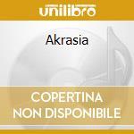 Akrasia cd musicale