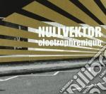 Nullvektor - Electrophrenique cd musicale di NULLVEKTOR