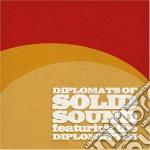 (LP VINILE) DIPLOMATS OF SOLIS SOUND FEAT. DIPLOMETT  lp vinile di DIPLOMATS OF SOLIS S