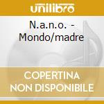 MONDO/MADRE cd musicale di N.A.N.O.