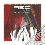 Rec - Stati D'animo cd musicale di REC