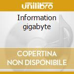 Information gigabyte cd musicale