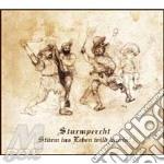 Sturm ins leben wild hinein! cd musicale di STURMPERCHT