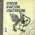 Omne Datum Optimum - Opus Mago Cabalisticum cd musicale di OMNE DATUM OPTIMUM
