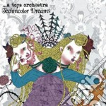 TECHNICOLOR DREAMS cd musicale di A TOYS ORCHESTRA
