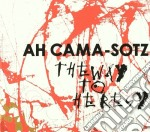 WAY TO HERESY, THE                        cd musicale di AH CAMA SOTZ