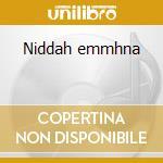 Niddah emmhna cd musicale