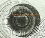 Klinik 7 Vidna Obman - Gluttony cd musicale di KLINIK 7 VIDNA OBMAN