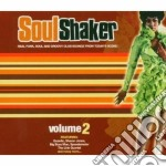 Various Artists - Soulshaker Vol.2 cd musicale di ARTISTI VARI