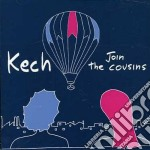 JOIN THE COUSINS cd musicale di KECH