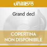 Grand decl cd musicale