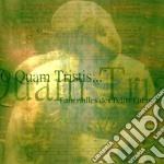 O Quam Tristis - Funerailles Des Petits Enfants cd musicale di O QUAM TRISTIS