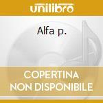 Alfa p. cd musicale