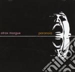Atrax Morgue - Paranoia cd musicale di Morgue Atrax