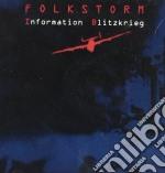 INFORMATION BLITZKRIEG                    cd musicale di FOLKSTORM