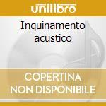 Inquinamento acustico cd musicale