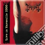 LIVE IN MARSEILLE 2000                    cd musicale di MAYHEM