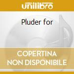 Pluder for cd musicale