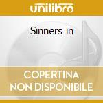 Sinners in cd musicale