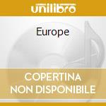 Europe cd musicale