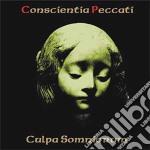 Conscientia Peccati - Culpa Somniorum cd musicale