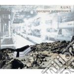 IPERCAPNIA IN CAPANNONE K                 cd musicale di R.U.N.I.