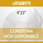 4'33'' cd musicale