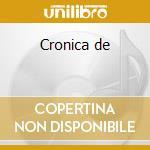 Cronica de cd musicale