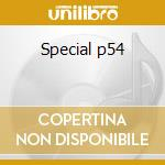 Special p54 cd musicale