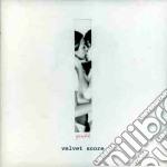 Velvet Score - Youth cd musicale di Score Velvet