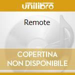 Remote cd musicale